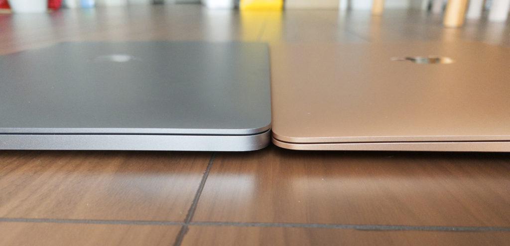 AirとPro厚さ比較2