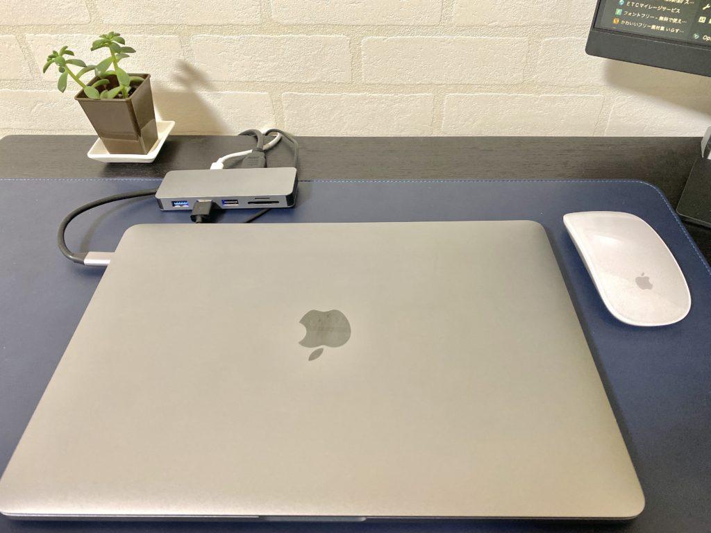 MacBookPro接続状況