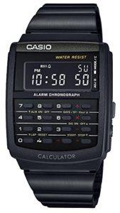 CASIO計算機付腕時計
