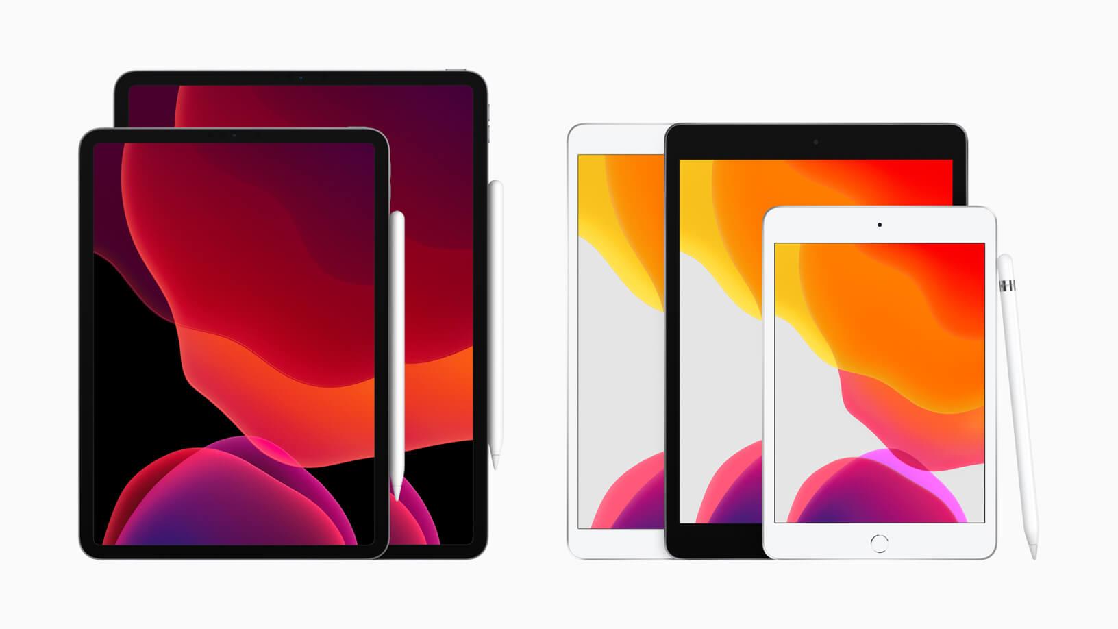 iPadモデル一覧