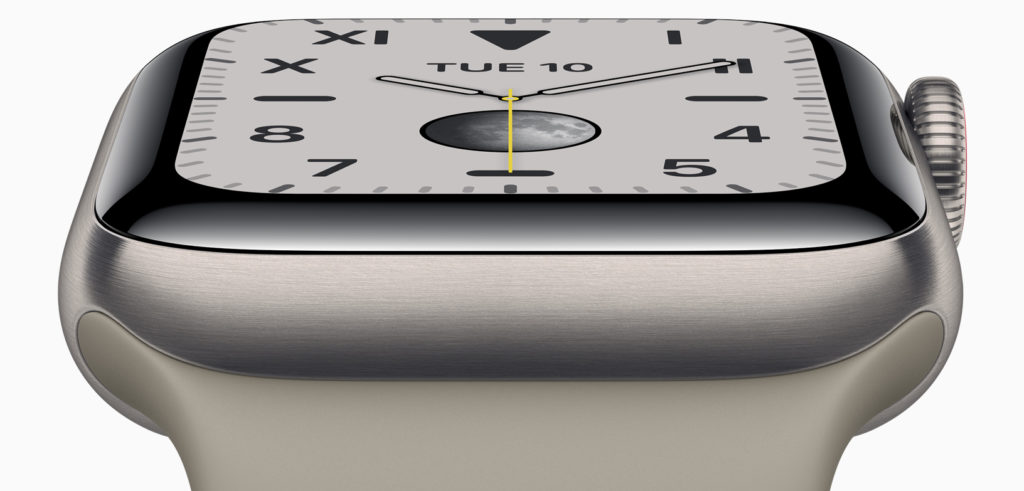 AppleWatch時計機能