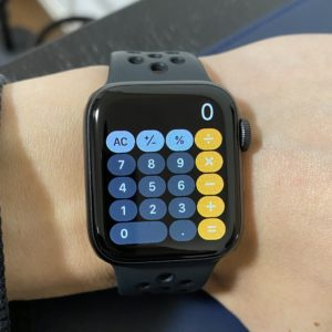 AppleWatch計算機