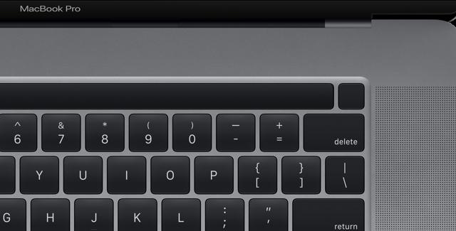 MacBookProのイメージ図