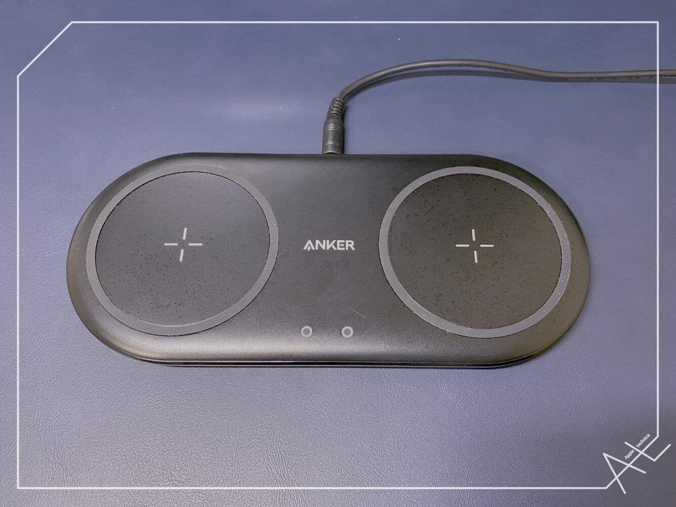 Anker dualpad