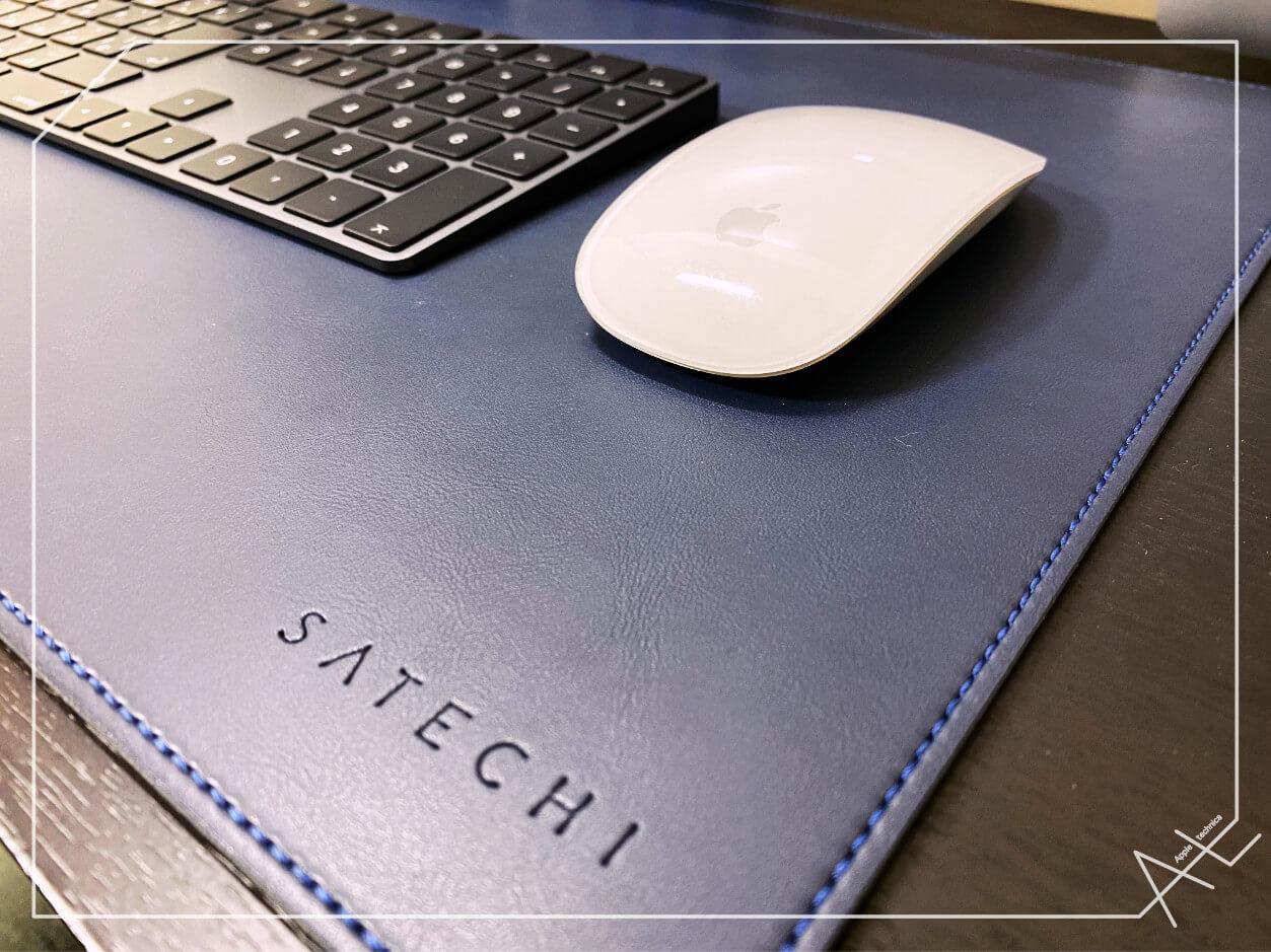 Satechi ecoレザー デスクメイト