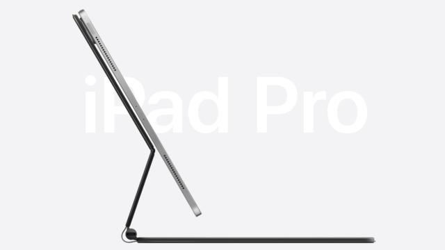 新型iPadPro発表