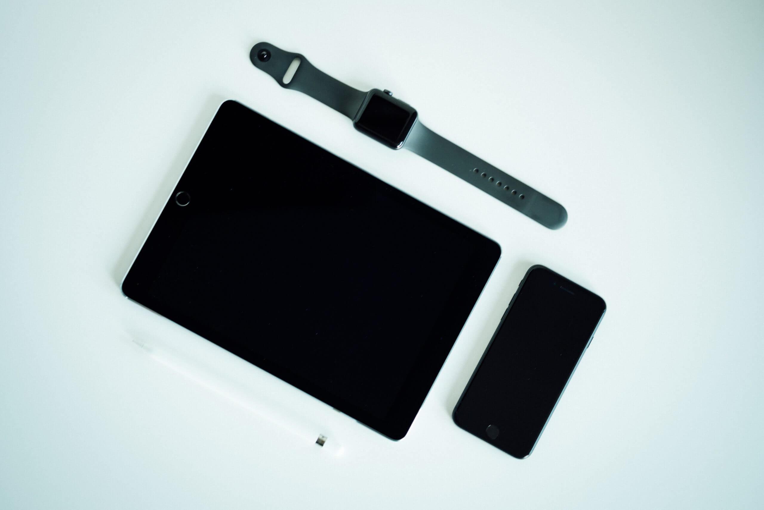 iPadはメディア消費端末