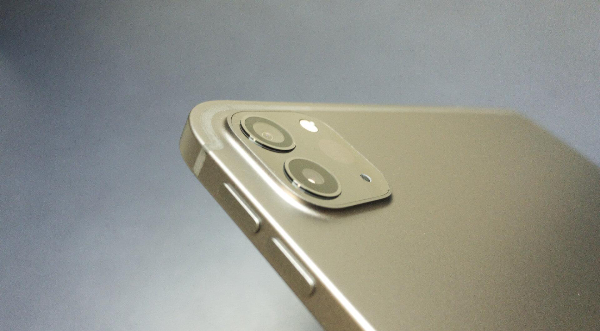 IPadPro2020カメラ1