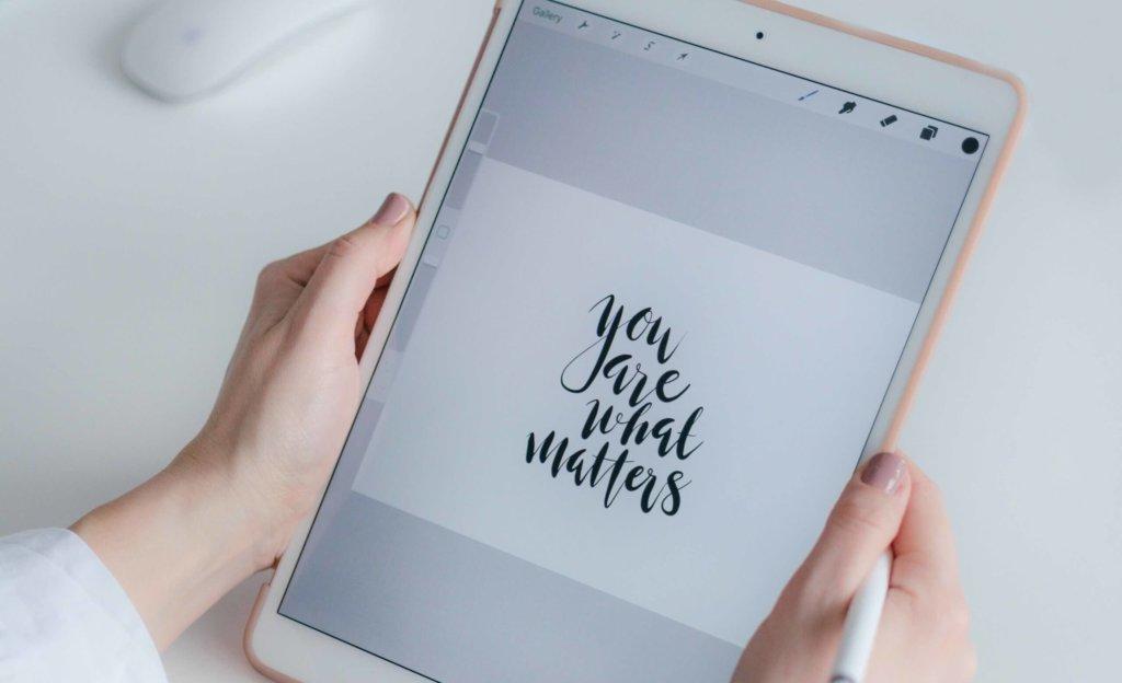 iPadでイラスト制作