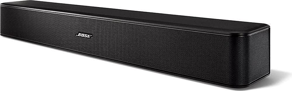 Bose Solo TV sound systemワイヤレスサウンドバー