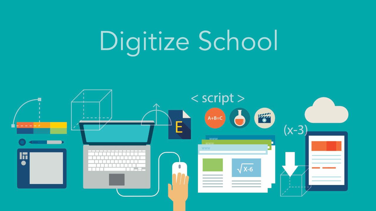 教育現場デジタル化計画
