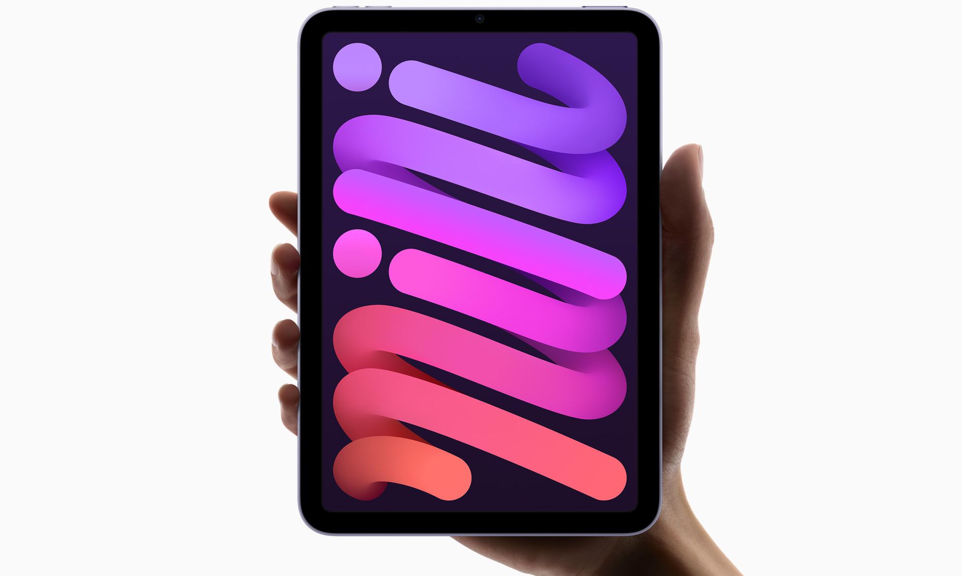 Apple iPad mini hero 09142021